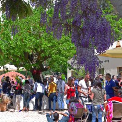 Festa pensionamento sicilia al Casale di Emma, un'oasi al centro della Sicilia