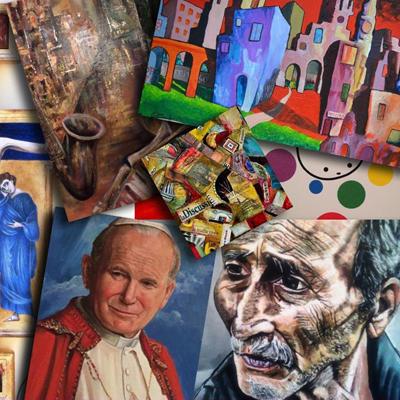 PitturiAmo la galleria d'arte online che promuove i pittori contemporanei