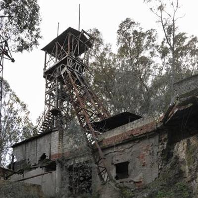 Trabonella - Pozzo nuovo - Le miniere di zolfo