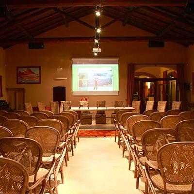 Il Casale di Emma mette a disposizione locali conferenze in Sicilia
