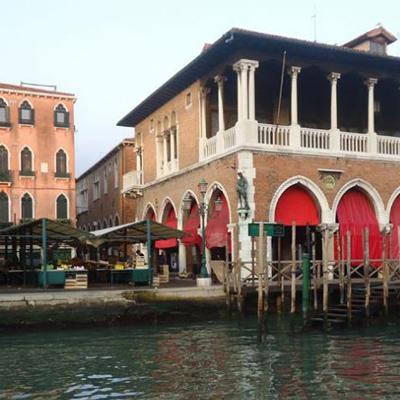 Mercato di Rialto - lezioni a Venezia